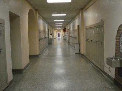 Los pasillos!!